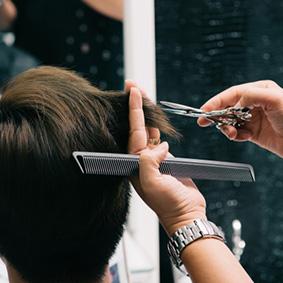 Cutting-salon