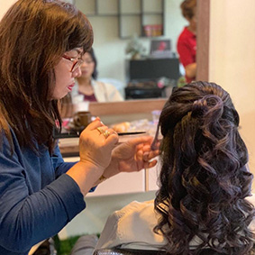 Hair Perming Haven Light Clinic